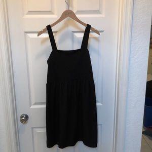Black Cotton Sundress